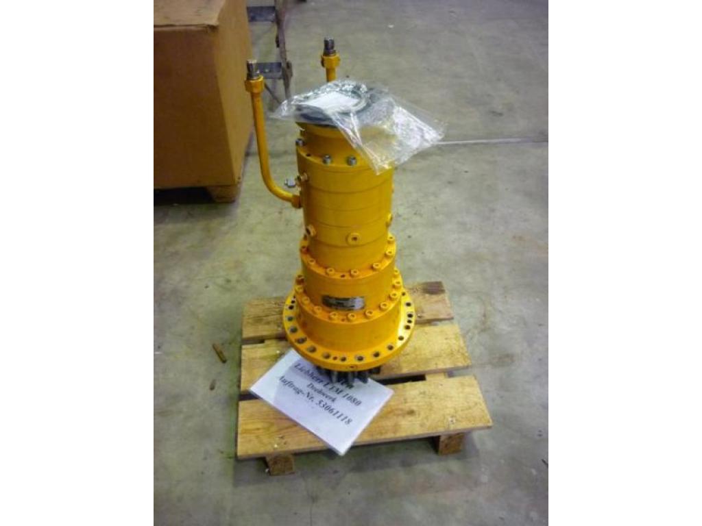 Liebherr LTM 1080-2 Sistemi idraulici