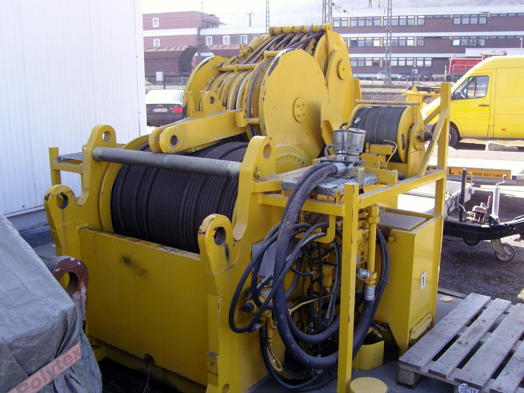 Demag AC 500-1 Winches