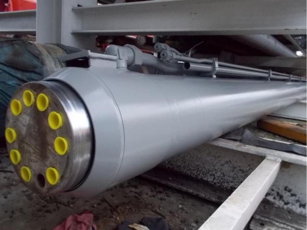 Demag AC 500-1 Cylindrar
