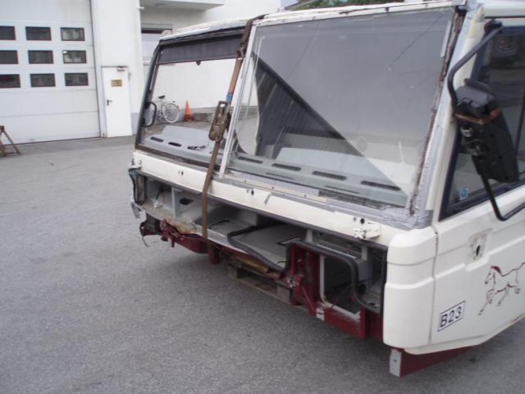 Faun ATF 160 Cabina