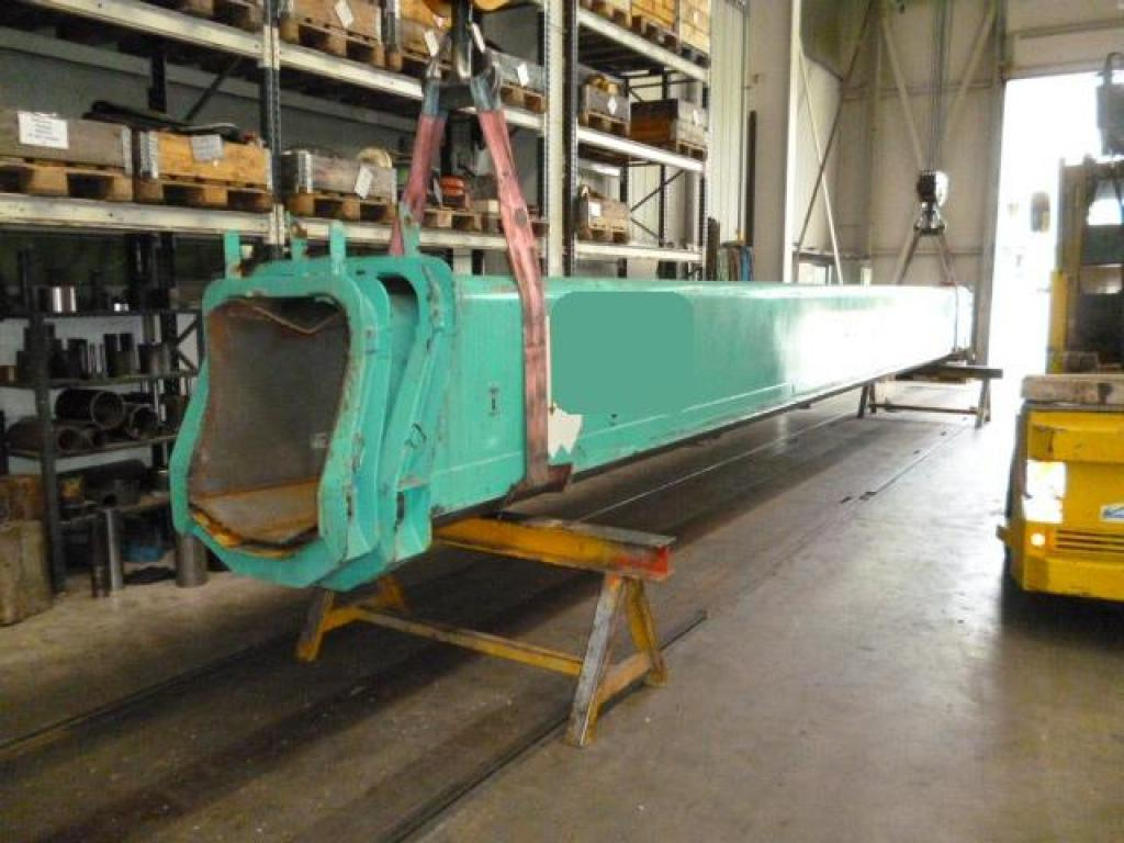 Faun ATF 100 Boom Sections