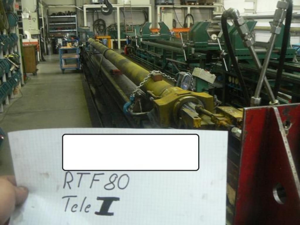 Faun RTF 80 Cylindrar