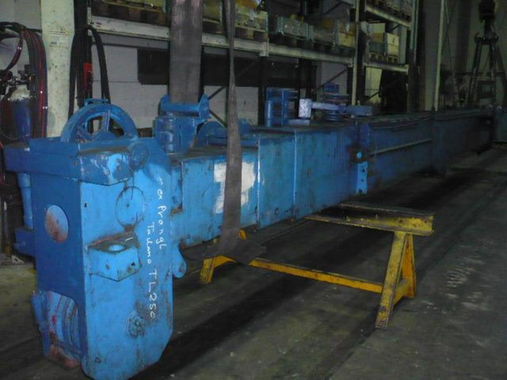 Tadano TL 200 Boom Sections