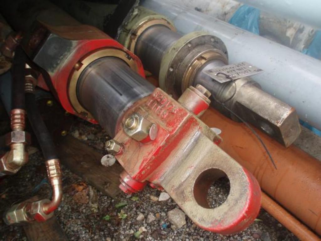 Faun RTF 40-3 Cylindrar