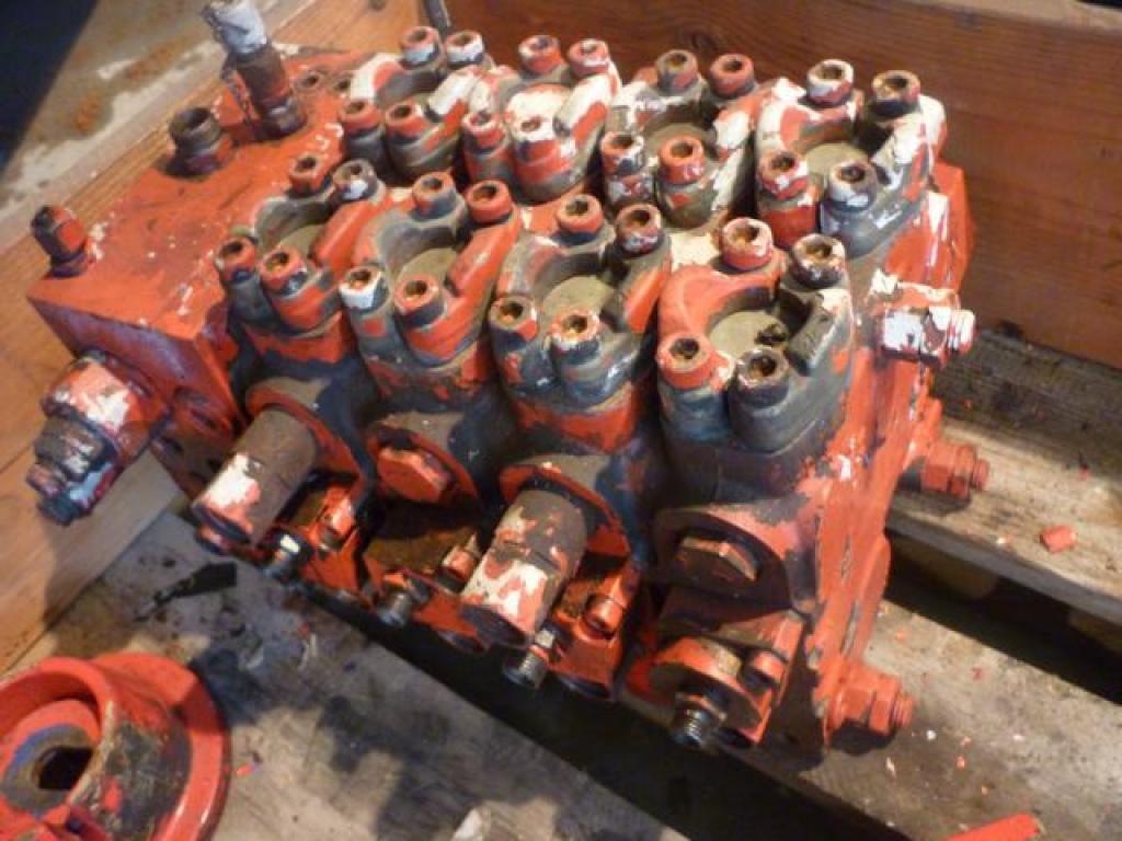 Faun RTF 40-3 Systemes hydraulique