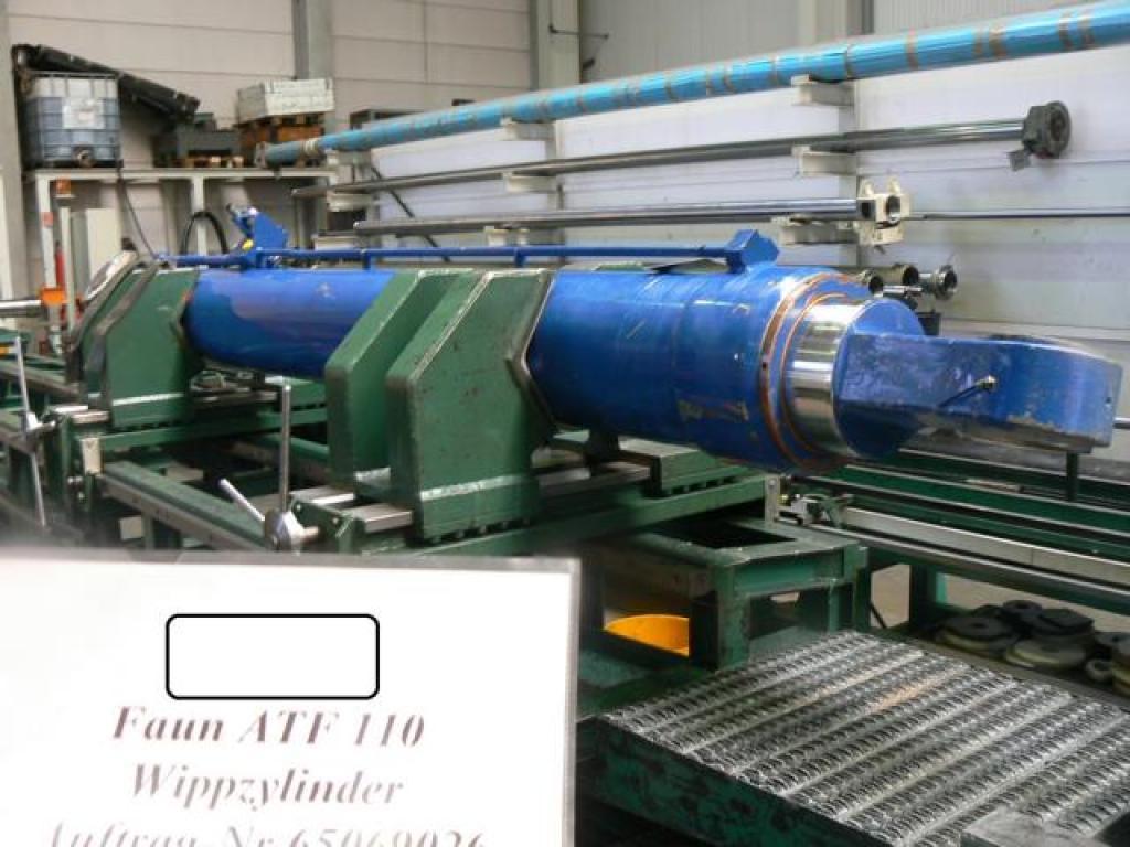 Faun ATF 110-5 Cylindrar
