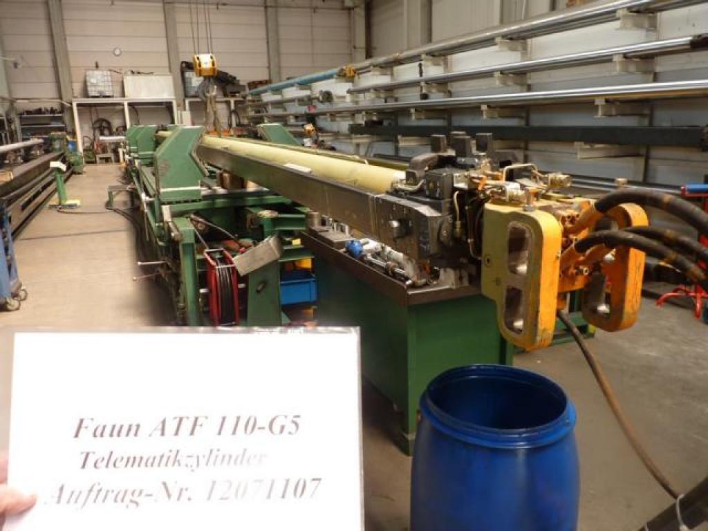 Faun ATF 110-5G Zylinder