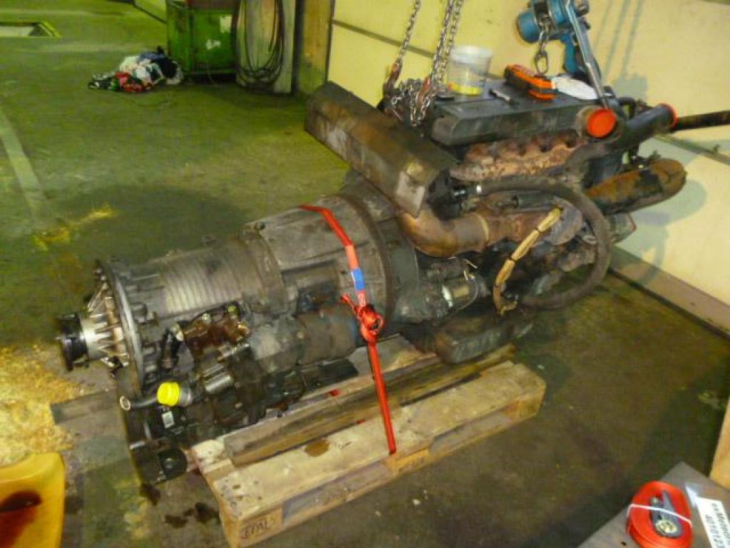 Demag AC 40-1 Gearboxes