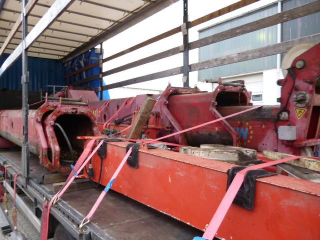 Demag AC 40-1 Boom Sections