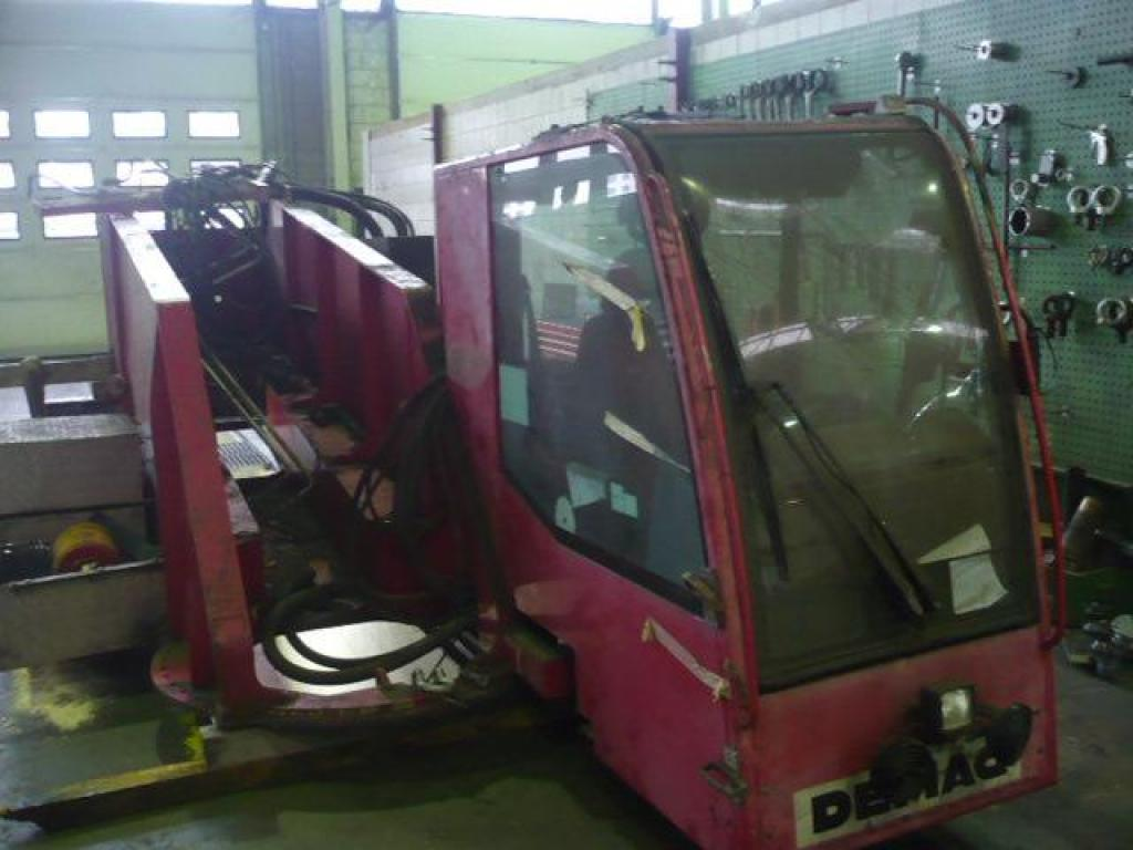 Demag AC 40-1 Cabines