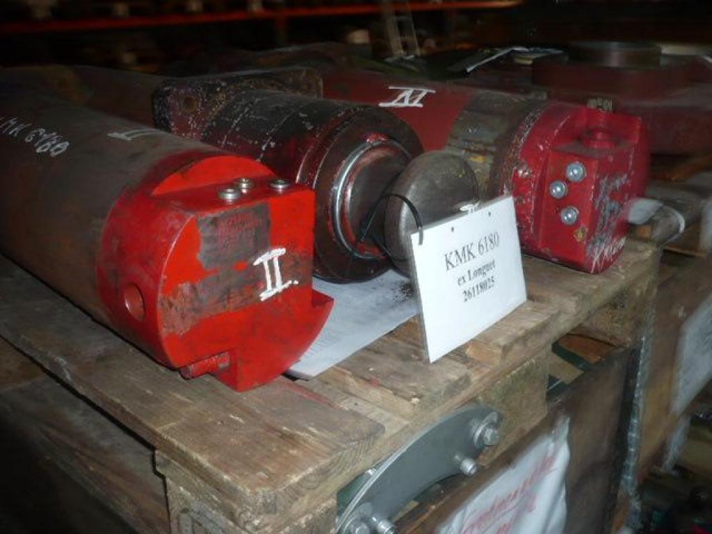 Krupp KMK 6180 ζυγοστάτες,κουτιά/κύλινδροι