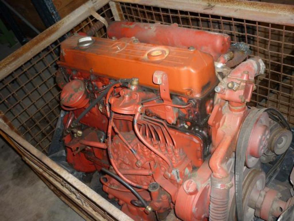 Grove GMK 5100 Motores