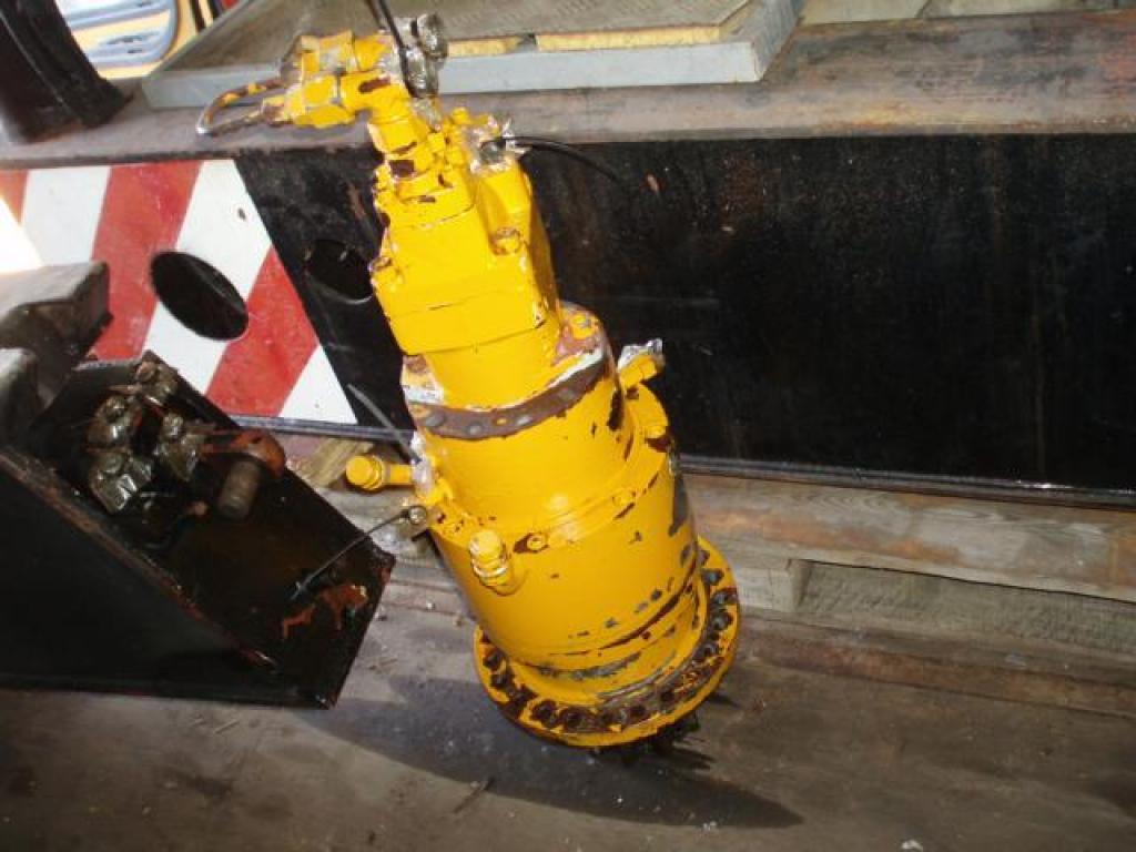 Krupp KMK 3045 Systemes hydraulique