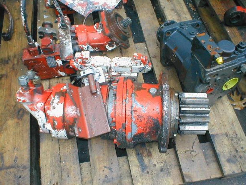 PPM 380 ATT hidraulikus rendszer