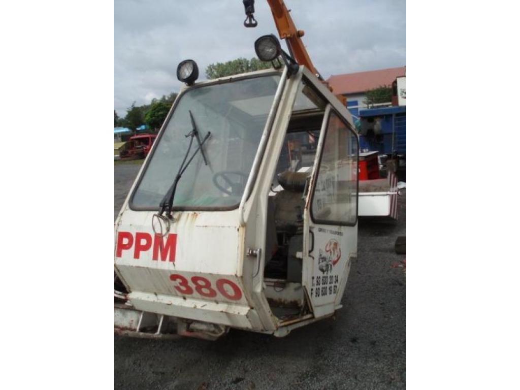 PPM 380 ATT Cabines