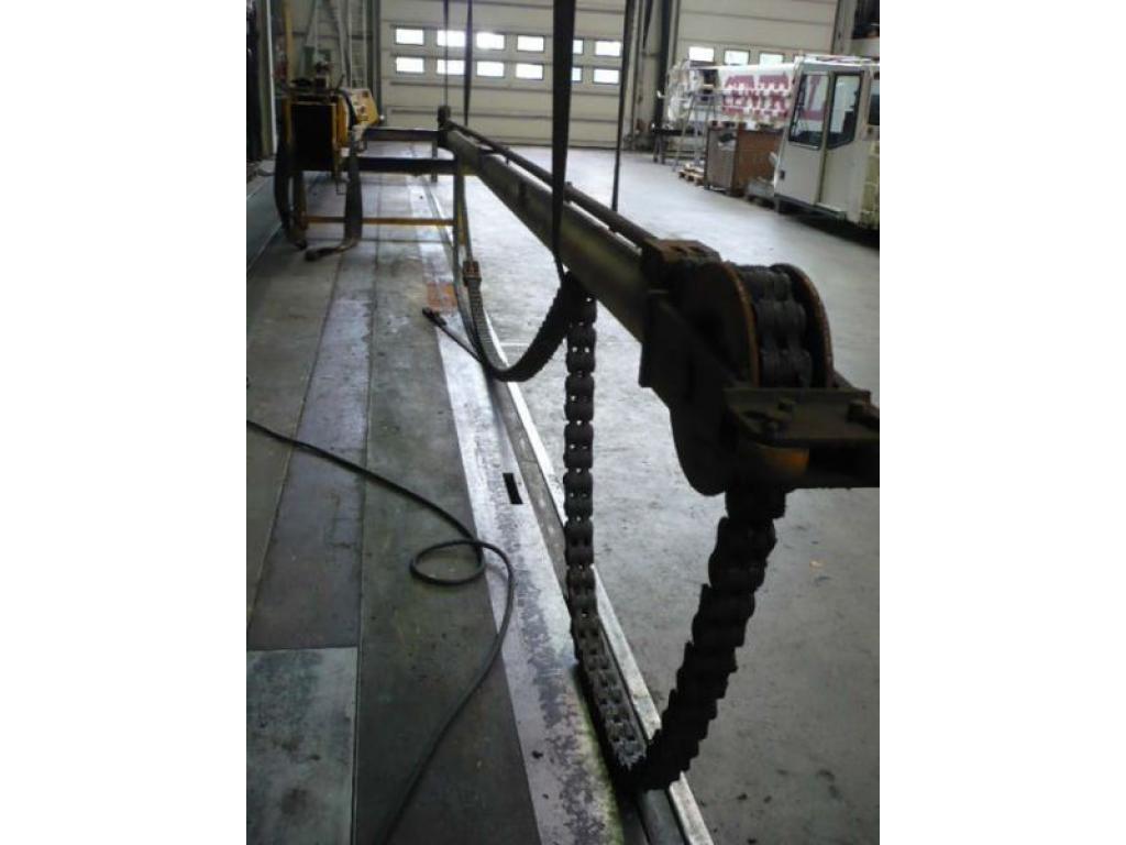PPM 280 ATT cylindry / tloki