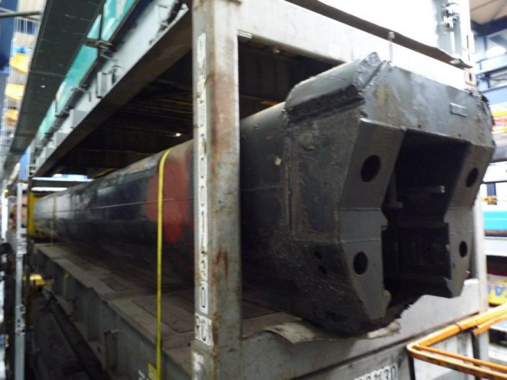 Liebherr LTM 1160-2 Bom sektion