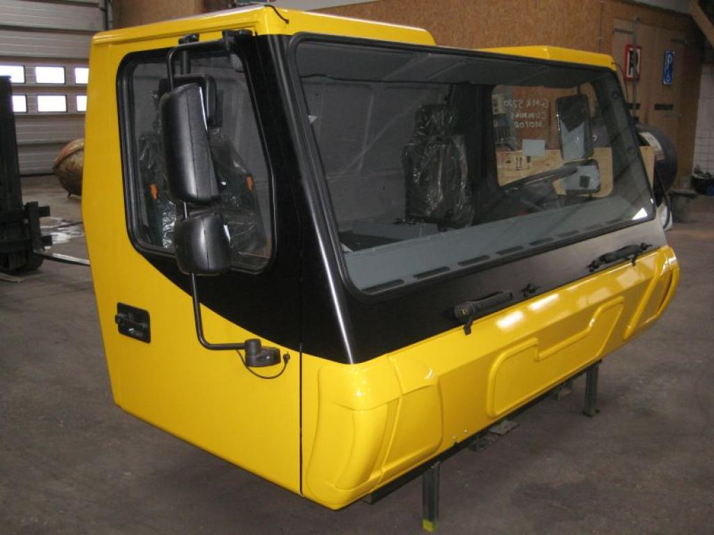 Grove GMK 5220 Cabinas