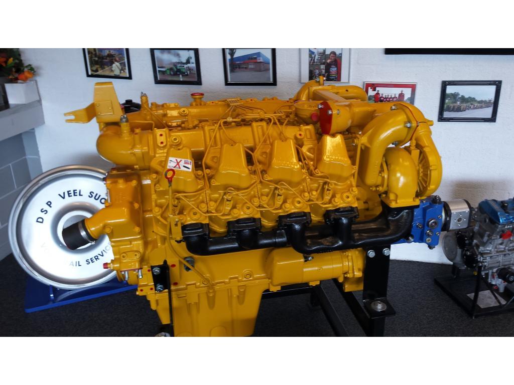 Liebherr D 9408 TI-E Motores