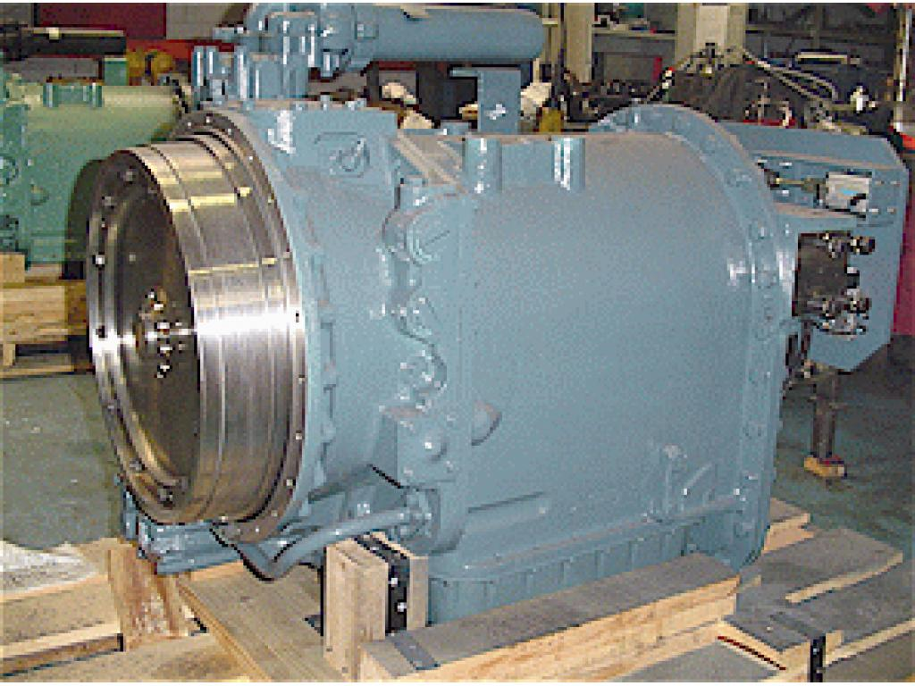 Allison M 6610 Gearboxes