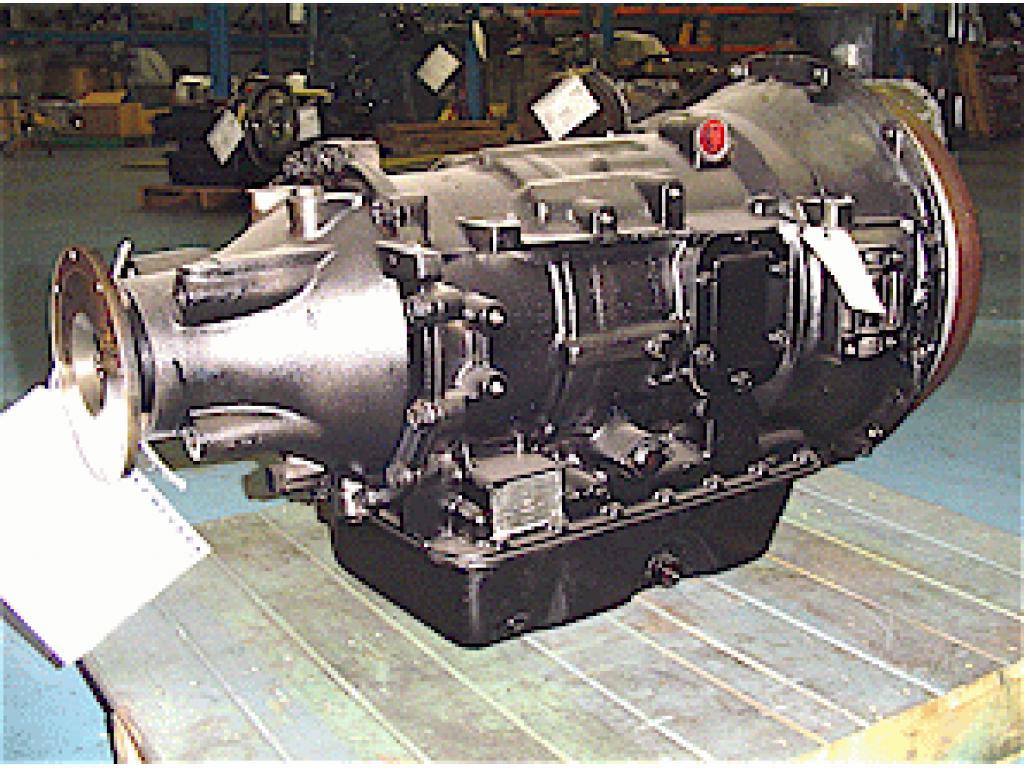 Allison MT 644 κιβώτιο ταχυτήτων