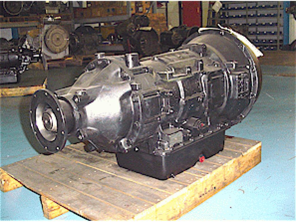 Allison MT 654 Gearboxes