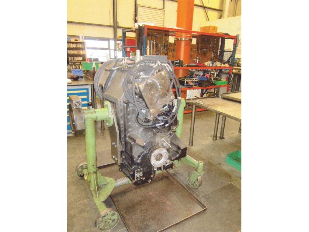 ZF 6 WG-310 Getriebe