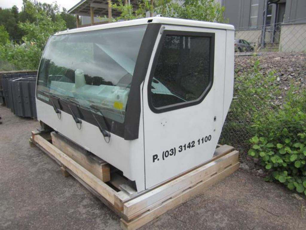 Liebherr LTM 1250 6.1  Kabine