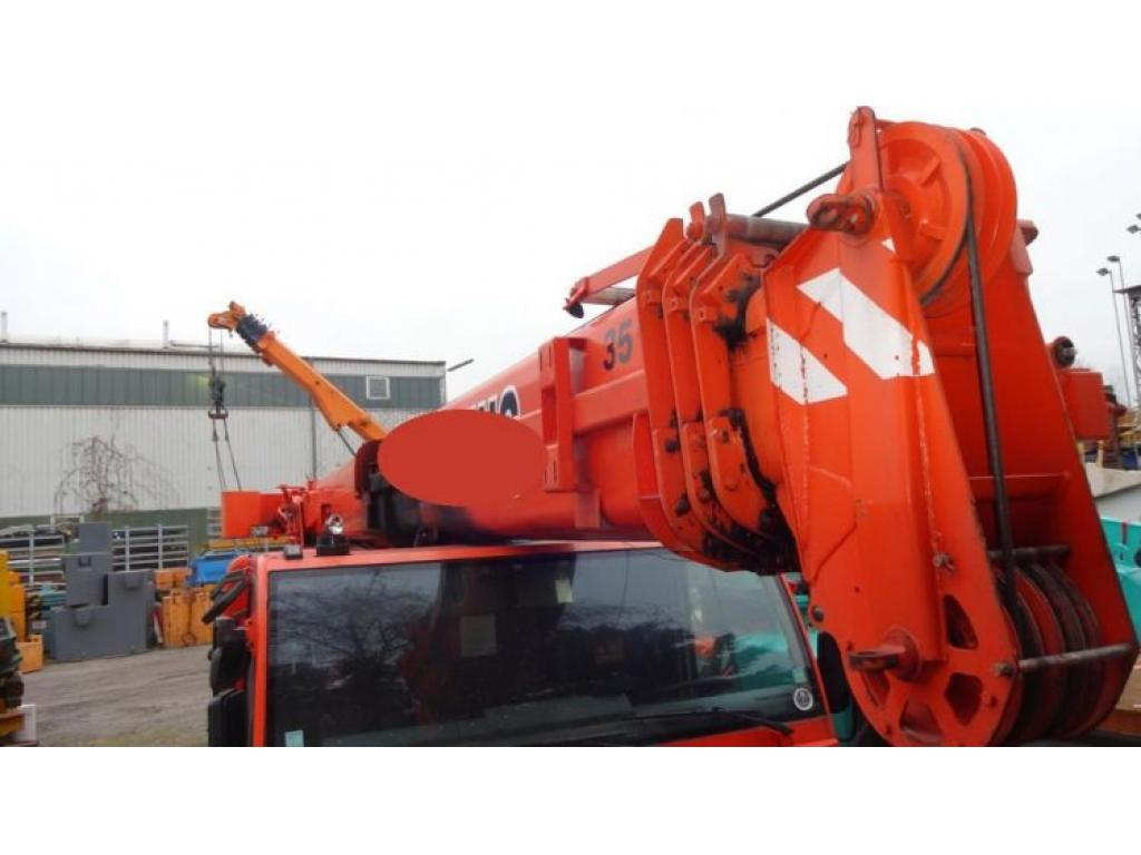 PPM 400-3 ATT maszty / ramiona
