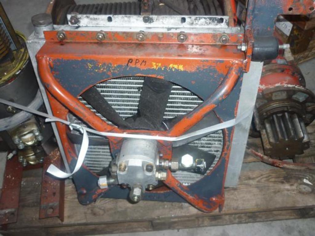 PPM 380 ATT Гидравлические системы