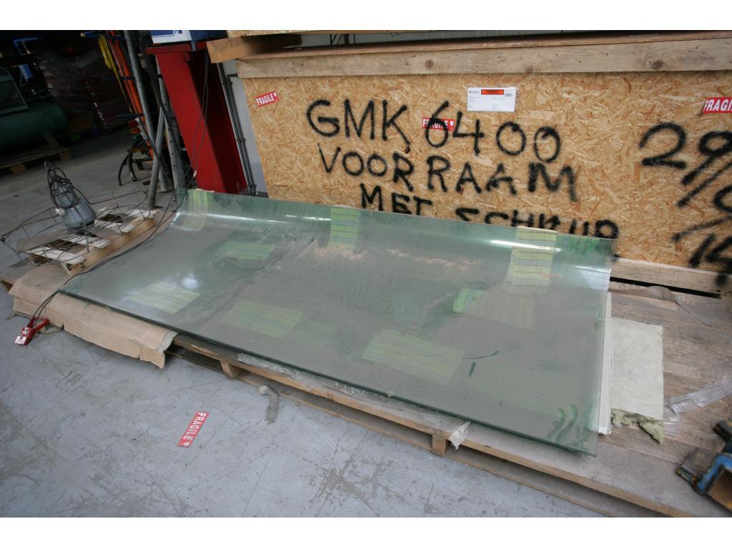 Grove GMK 6300 kabina