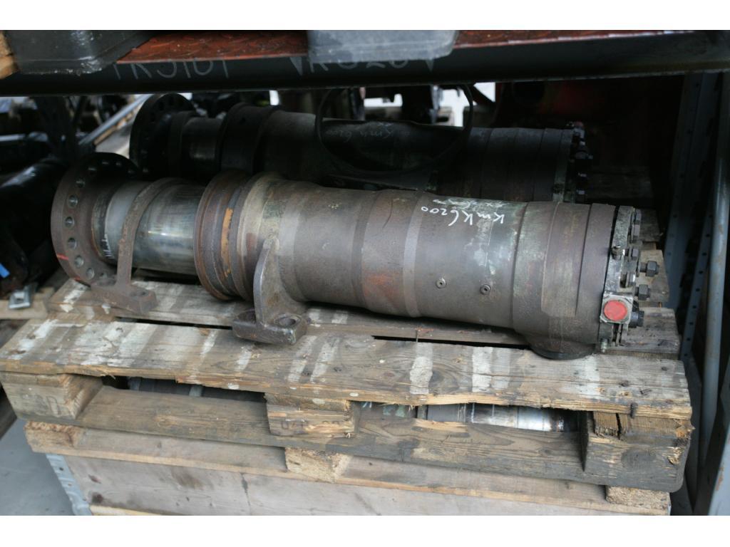 Krupp KMK 6200 Sospensione
