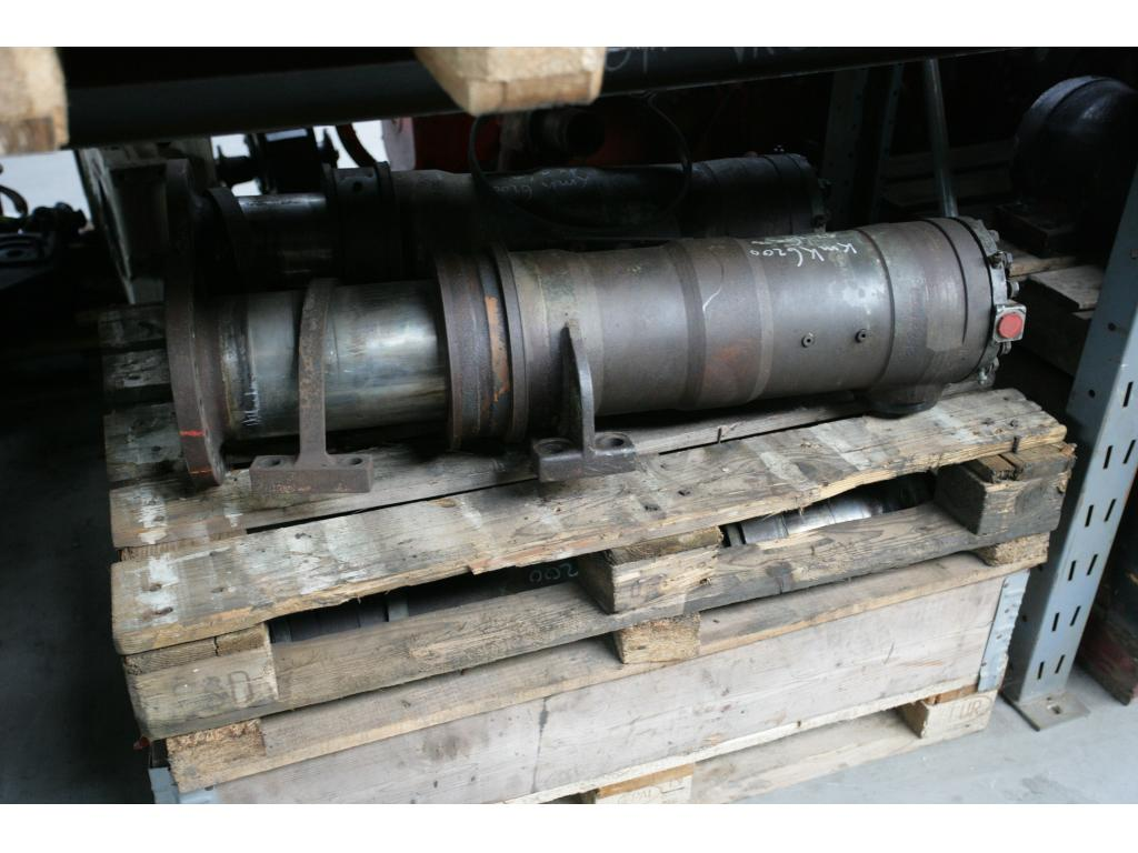 Krupp KMK 6200 Suspensions
