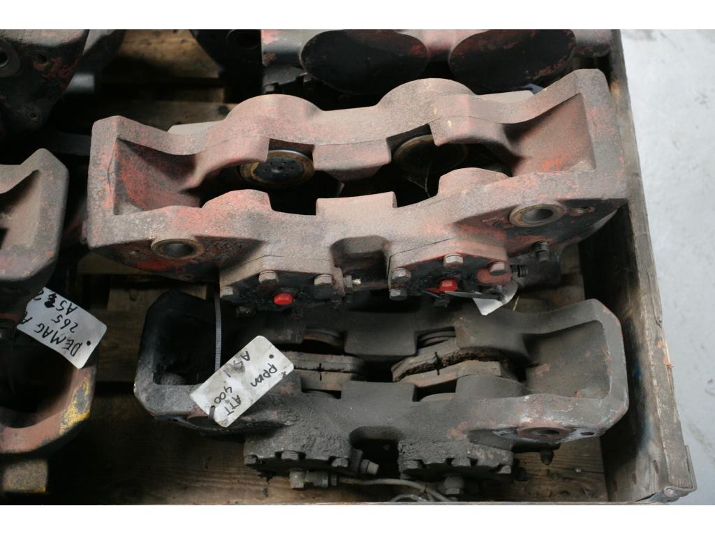 PPM 400 ATT Brake parts / Rims