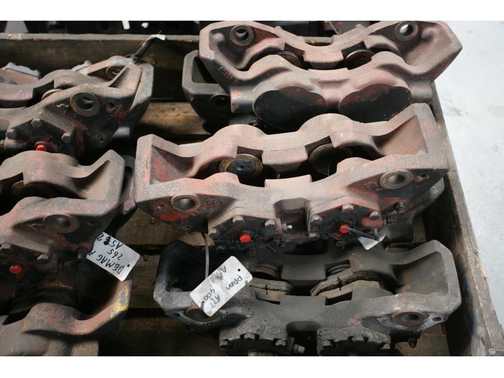 PPM 400 ATT Brake parts