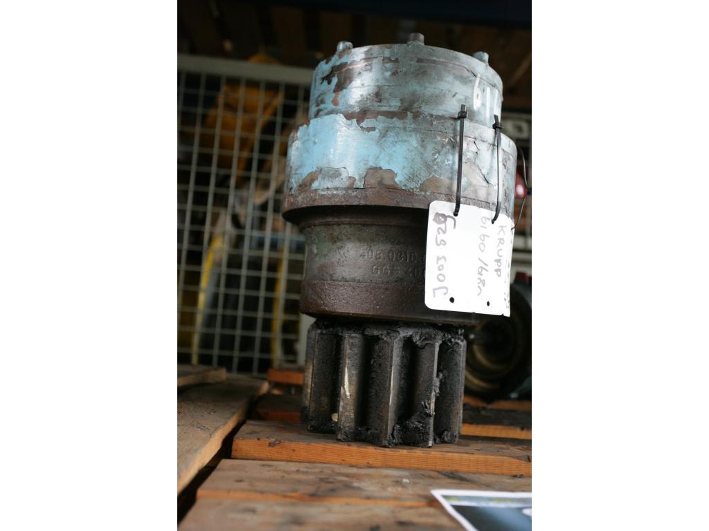 Krupp KMK 6160 υδραυλικά συστήματα