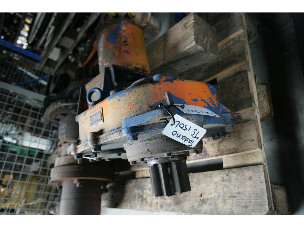 Tadano TS 150 L Sistemi idraulici