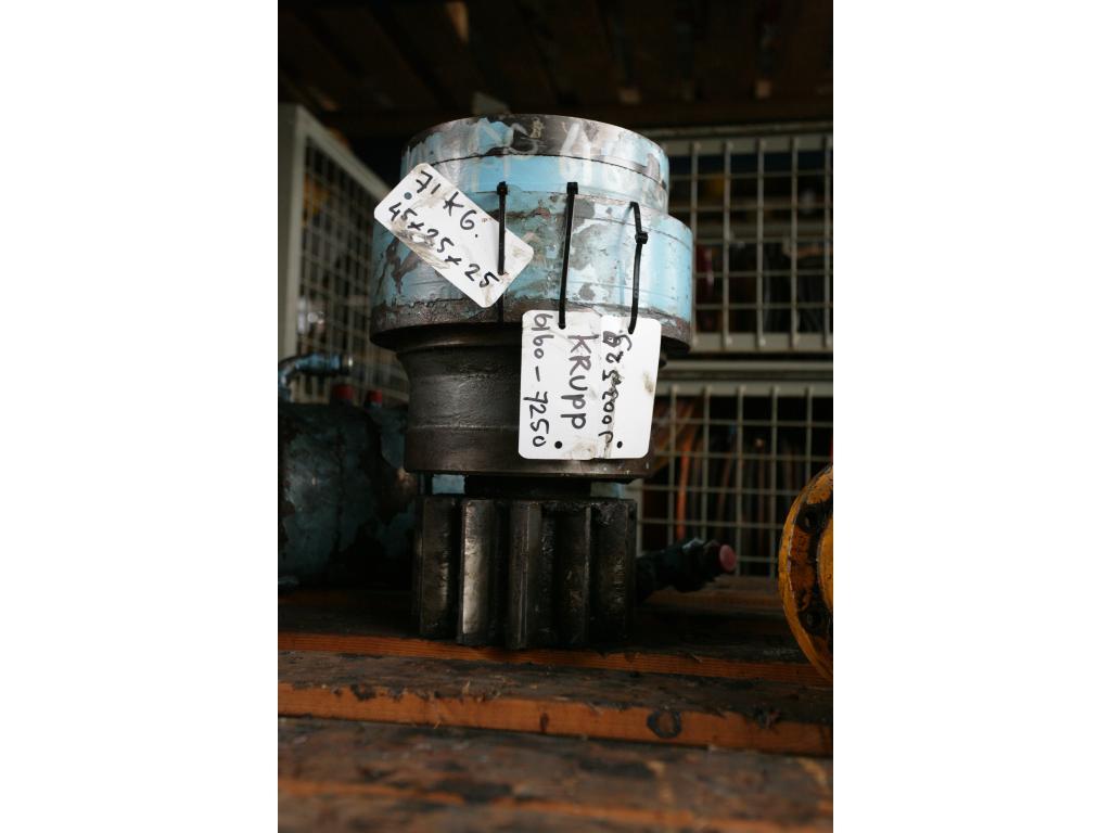 Krupp KMK 6160 Hydraulic Systems