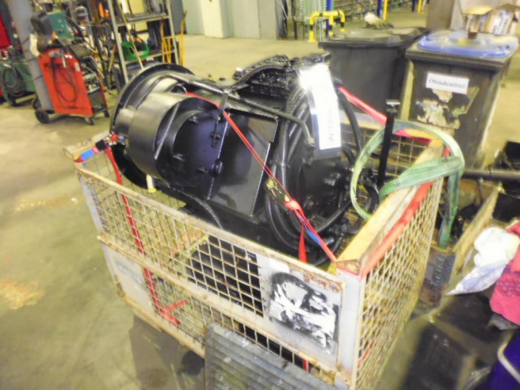 ZF 6 WG 250 κιβώτιο ταχυτήτων