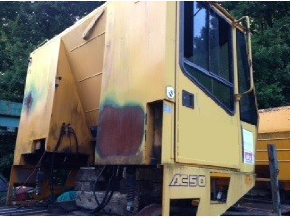 Demag AC 50 Cabines
