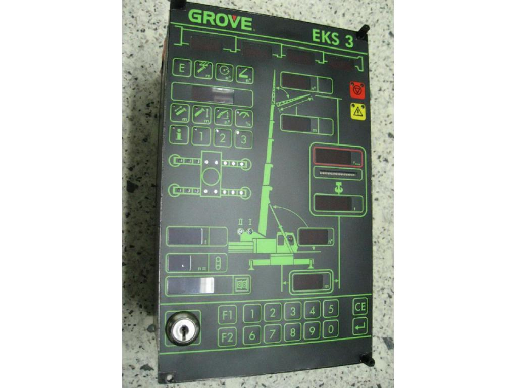 Grove EKS 3 Novas pe�as