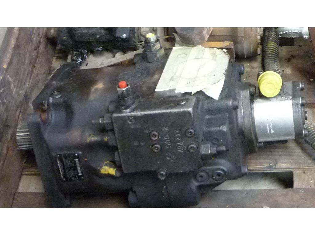 PPM 590 ATT hidraulikus rendszer